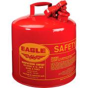 Eagle J'ai tapez sécurité Can - 5 Gallons - Red, UI-50 S