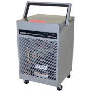 EBAC Portable Compact Dehumidifier W/ Pump CD35P, 4 Amps, 170 CFM,17 Pints
