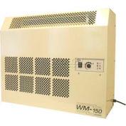 EBAC Wall Mounted Dehumidifier WM150, 13 Amps, 650 CFM, 71 Pints