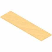 "12"" X 48"" Melamine Shelf - Maple - Pkg Qty 4"