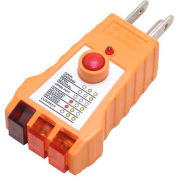 Eclipse Tools 400-030 Receptacle Tester - GFCI Outlets