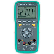 Eclipse MT-1860 - Multimeter, Dual Display with PC Interface