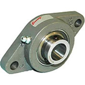 "Mounted Ball Bearing, Flange, 2 Bolt, 7/8"" Bore Browning VF2S-114"