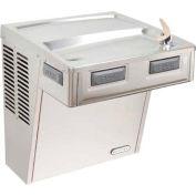 Elkay Wall Mount ADA Water Cooler, Acier inoxydable, 1, Wall Hung, 115V, 60Hz, 5 Amps, EMABF8S