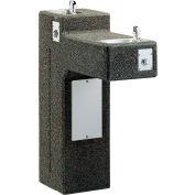 Elkay Stone Outdoor Drinking Fountain, Lk4595sfr