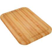 """Elkay, LKCB1216HW, Cutting Board, Solid Maple Hardwood, 17-3/8""""Lx14-1/2""""W"""