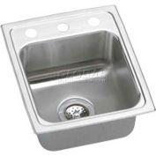 "Elkay LR22191, Gourmet Lustertone Sink, 22""L X 19""W X 7-5/8""D"