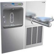ELKAY LZWS-SFGRN8K EZH2O bouteille d'eau remplissage Station, filtrée, Single climatisé fontaine, SS