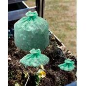 Sacs compostables, 24x 30, Vert, 0,85 Mil, Flat Pack, 45/CS - E2430E85