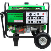 Lifan Power USA ES6750, 6000 Watts, Portable Generator, Gasoline, Recoil Start, 120V