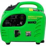 Lifan Power USA ESI-2500iER,2400 Watts,Inverter Generator,Gasoline,Electric/Recoil/Remote Start,120V