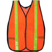 Wear® conscient Non ANSI Vest, 14601 - Orange, unique taille