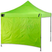 SHAX® 6098 Optional Side Panel For 6000 Model Tent - Lime