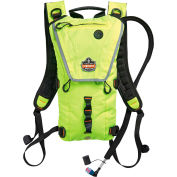 Ergodyne® Chill-Its® 5156 Premium Low Profile Hydration Pack, Hi-Vis Lime, 2 Liter
