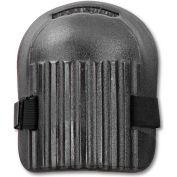 "Ergodyne® ProFlex® 200 Short Cap Light Duty Knee Pad, 6"" x 10"", Black"