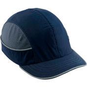 Ergodyne® Skullerz® 8950 Bump Cap, Navy, Short Brim, One Size