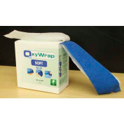 12 Roll Pack of OxyWrap Soft Blue, OXY6450-B-12