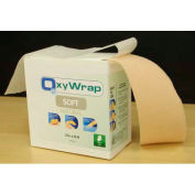 12 Roll Half Case of OxyWrap Soft Natural, OXY6450-N-12