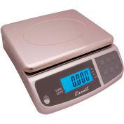 Escali M6630 M-Series Digital Kitchen Scale, 66lbs x 0,2 oz / 30 kg x 5 kg, en acier inoxydable