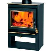 Timber Ridge Wood Burning Stove Heater 50-TVL17, Non-Catalytic, Free Standing, EPA