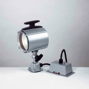 Electrix 7701 Waterproof Halogen Machine Light W/Remote Ballast 120V, 55W