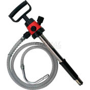 Oil Safe Premium Hand Pump, Red, 102308