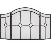 Pleasant Hearth Diamond Fireplace Screen FA328S