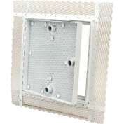 The Williams Brothers AP 510 18X18 Steel Recessed for Plaster Access Door, Cam Latch