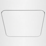 The Williams Brothers GY 3000 24X24 Gypsum (GFRG) Ceiling Access Panel, No Cam Latch