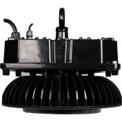 Core Lighting Led High Bay, IP65, Dimmable, 5000K, 200-480V 150 Watts DLC