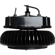 Core Lighting Led High Bay, IP65, Dimmable, 5000K, 100-277V 240 Watts DLC