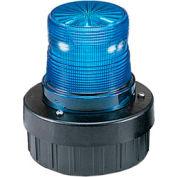 Combinaison d'avertisseur lumineux/sonore Federal Signal AV1ST-120B, stroboscope, 120VAC, bleu