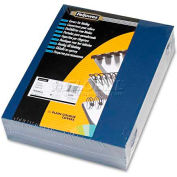 Fellowes®  Linen Presentation Covers - Letter, Navy, 200 pack - Pkg Qty 2