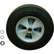 """Rubbermaid® 12"""" Wheel with Hardware"""