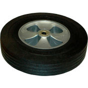 """Rubbermaid® 12"""" Wheel with Hardware, Includes (1) 12"""" Wheel, (2) Washers, (1) Axle Nut"""