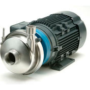 "Inox pompe centrifuge - 4-3/4"" la roue, 3HP, moteur TEFC 3Ph"