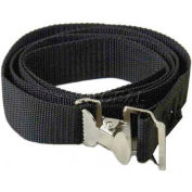 "54"" Replacement Strap Assembly, Steel Buckle"