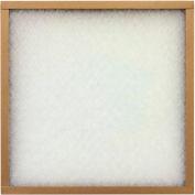 "Flanders 10055.011625 Standard Grade EZ Flow II Furnace Filter, 25"" x 16"" x 1"", 12/Pack - Pkg Qty 12"
