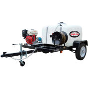 SIMPSON® 95003 Stage 1 Pressure Washer Trailer System - 4200 PSI @ 4.0 GPM, Electric Start