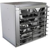 """Fantech 30"""" Standard Duty Wall Mount Cabinet Fan 1WMC30FY, 1 HP, 220V, 3 PH, 9535 CFM"""