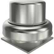 "Fantech 20"" Roof Ventilator Belt Drive Downblast 5BDD20GB-A, 1-1/2 HP, 115/230V, 1 PH, 5471 CFM, ODP"