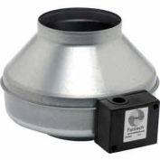 """6"""" In-Line Duct Fan With Metal Housing 418 CFM"""