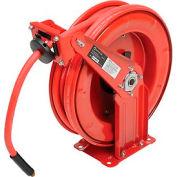 Dévidoir de tuyau à basse pression à enroulement automatiqueFlorida Pneumatic 6801, 3/8 po x 50 pi, 300 psi