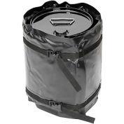 Powerblanket® chauffe-tambour isolé pour 5 gallons de tambour, jusqu'à 100°F, 120V