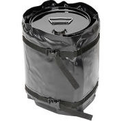 Powerblanket® Insulated Drum Heater BH05RR 5 Gallon Capacity 100°F Fixed
