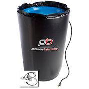 Powerblanket® chauffe-tambour isolé pour 30 gallons de tambour, jusqu'à 145°F, 120V
