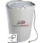 Powerblanket® 55 Gallon Drum Heating Blanket BH55PROG 145°F Adjustable