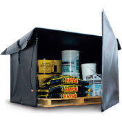 Powerblanket® four à chaleur portable à boîte chaude pour matériaux en vrac, jusqu'à 120°F, 64 cu.