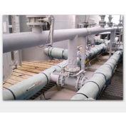 "Powerblanket® Pipe Heater Wrap PH040505G 4""-5""D x 5'L 320/160 Watts"