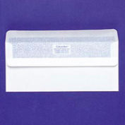 #10 Self-Seal® White Business Envelopes with Inside Tint, 4-1/8 x 9-1/2, 100/Box